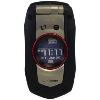 OEM TPCSC711BS Verizon Casio C711 GzOne Boulder/ Hitachi Silver/Black Dummy Display Toy Cell Phone