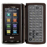 OEM TPVX9600 Verizon LG VX9600 brown Mock Dummy Display Toy Cell Phone