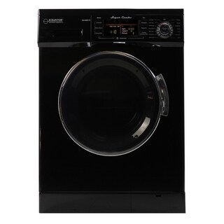 All-in-One 13 lb. 1200 RPM Compact Combo Washer Dryer with Optional Condensing/ Venting, Sensor Dry, Auto Water Level
