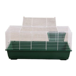 Rabbit/Guinea Pig Cage (Green)