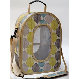 Soft Sided Small Bird Travel Carrier
