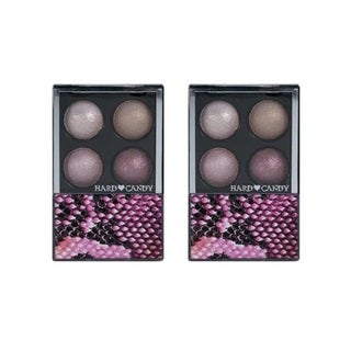 Hard Candy Mod Quad Baked Eyeshadow 718 Pink Interlude