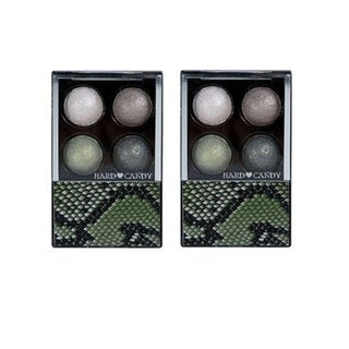 Hard Candy Mod Quad Baked Eyeshadow 722 Ivy Leaque (Pack of 2)