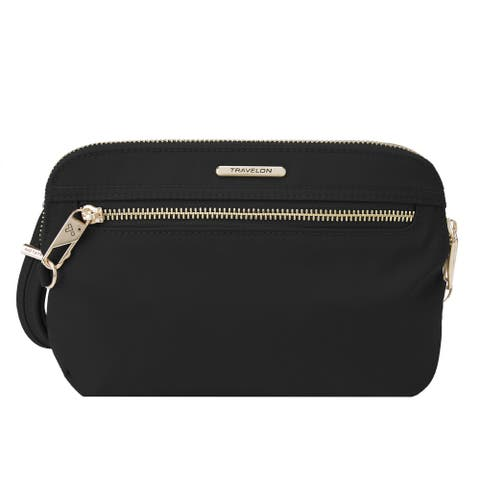 Travelon Anti-Theft Convertible Crossbody Handbag