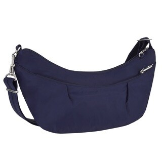 Travelon Anti-Theft Classic Light Sling-Style Hobo Bag