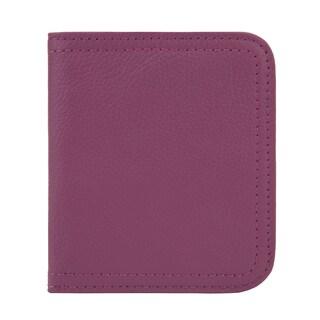 Travelon RFID Blocking Leather Bifold Card Case