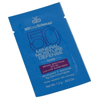 MDSolarSciences 0.53-ounce 50 Mineral Moisture Defense