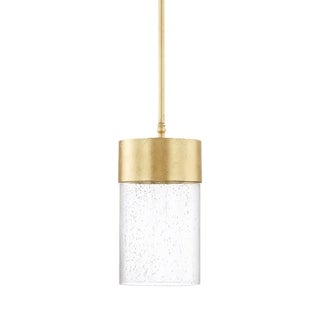 Capital Lighting Donny Osmond Regan Collection 1-light Capital Gold LED Pendant