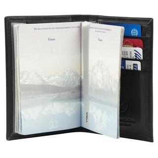 Travelon RFID Blocking Classic Passport Case