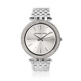 Michael Kors Women's MK3190 'Darci' Stainless Steel Crystal Watch