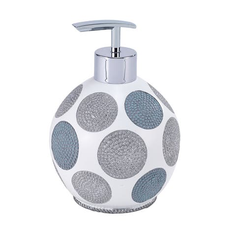 Dotted Circles Lotion Pump