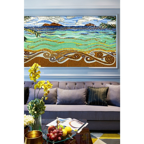 ANT Tile Customizable High End Wall Art Decorative Glass Hand Made ...
