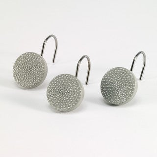 Dotted Circles Shower Hooks