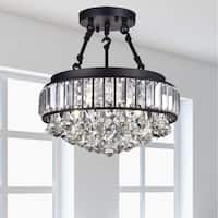 Aresi 4-Light Semi-Flush Mount