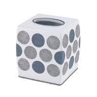 Dotted Circles Tissue Cover