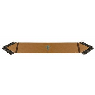 HiEnd Accents Las Cruces Brown 72-inch Runner