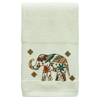 Boho Elephant Towel Set by Bacova|https://ak1.ostkcdn.com/images/products/15999945/P22393802.jpg?impolicy=medium