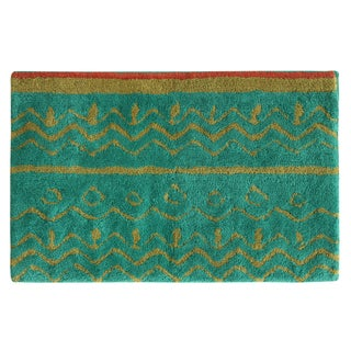 Boho Elephant 20x30 Bath Rug by Bacova