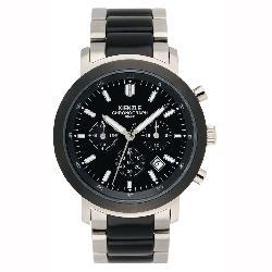 Kienzle Men's Chronograph Classical Stainless Steel Watch - Thumbnail 1