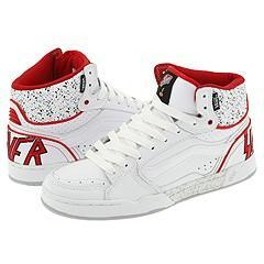 b35c486753 Shop Vans Owens Hi LS Slayer White Athletic - Free Shipping Today ...