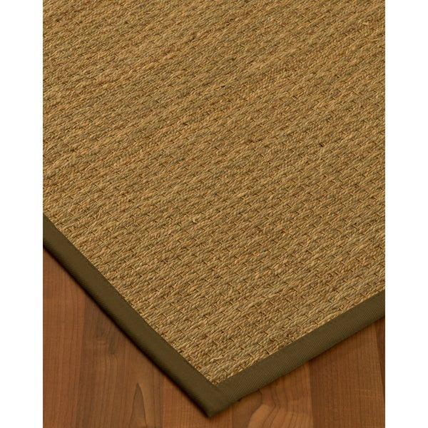 Natural Area Rugs Handcrafted Half Panama Seagr Runner