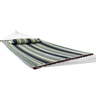 Sorbus® Hammock Bed Top, Includes Detachable Pillow and Spreader Bar, 2 Person, 450 Pound Capacity