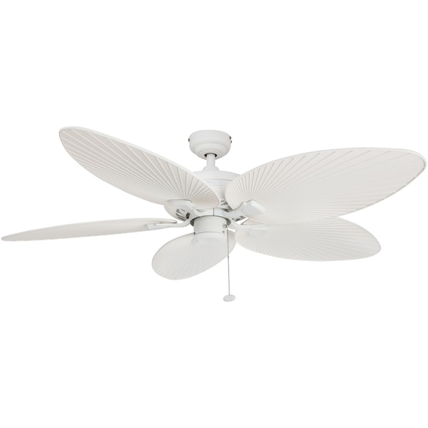 Honeywell palm island white ceiling fan with palm blades free honeywell palm island white ceiling fan with palm blades aloadofball Choice Image
