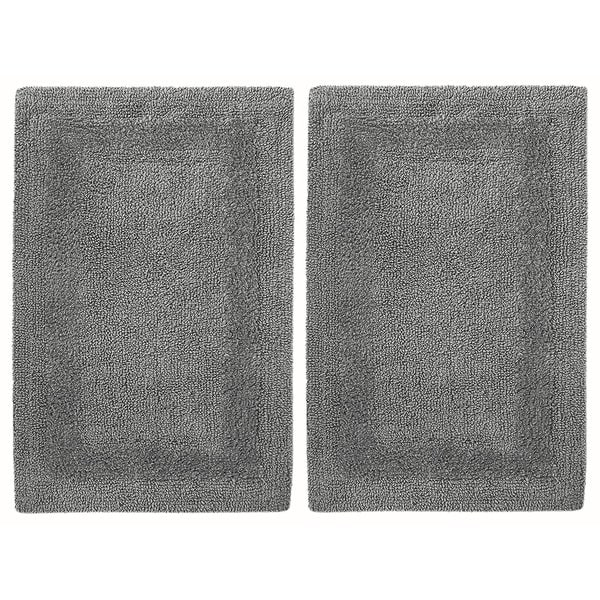 Celebration 2 piece Step Out Reversible Bath Rug Set
