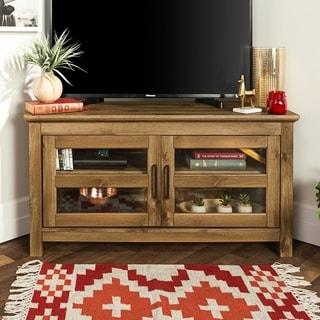 Corner TV Stands Living Room Furniture - Shop The Best Brands ...