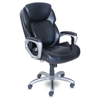 Serta My Fit Executive Office Chair with 360 Motion Support
