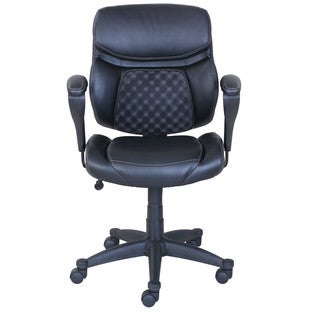 Serta Accucell Task Chair in Black