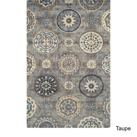 Superior Designer Abner Area Rug Collection (4' x 6')