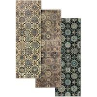 Superior Designer Abner Area Rug Collection (2'7 x 8')