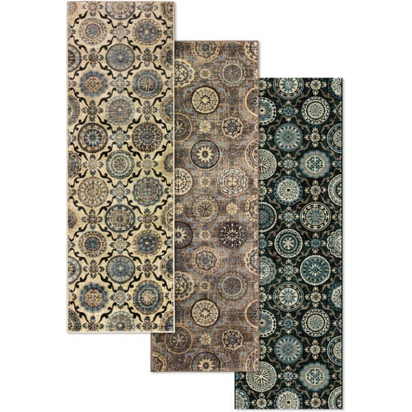 Superior Designer Abner Area Rug Collection (2'7 x 8')