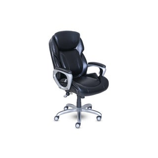 Serta My Fit Executive Office Chair with Tailored Reach