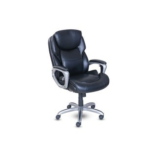 Serta My Fit Executive Office Chair with Active Lumbar Support