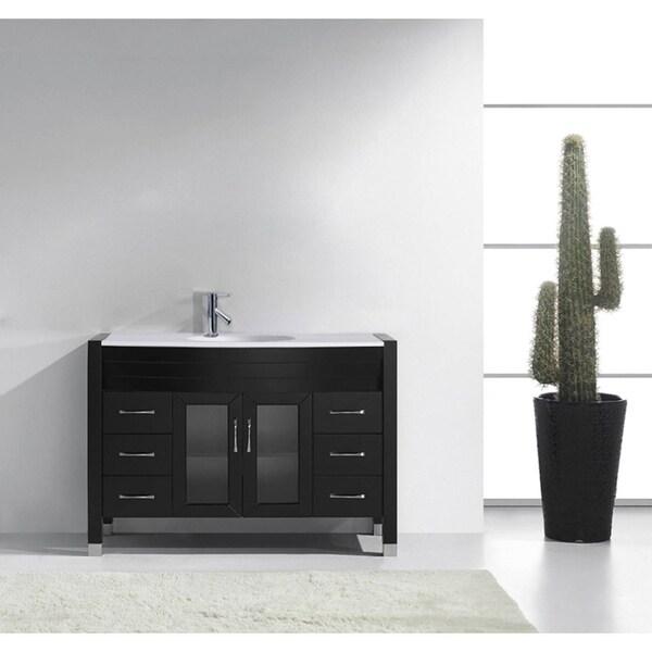 Ava 48-in Single Bathroom Vanity