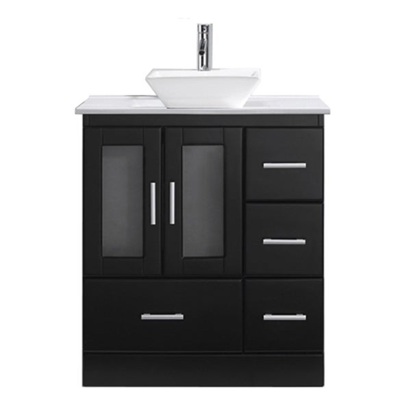Zola 30 Inch Stone Single Bathroom Vanity Set Free Shipping Today Overstock Com 22394138,Color Code Personality Test Green