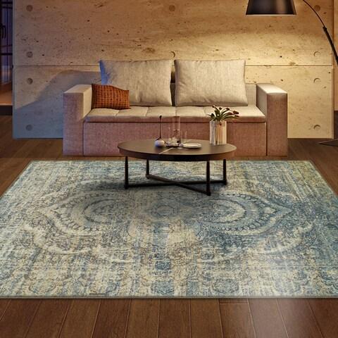 Superior Designer Salford Area Rug Collection - 4' x 6'