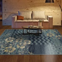 Superior Designer Kennicot Area Rug Collection (4'x 6')