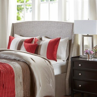 Madison Park Gibson Beige Upholstery Headboard (2 options available)