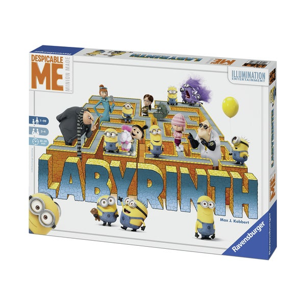 Despicable Me Labyrinth Game