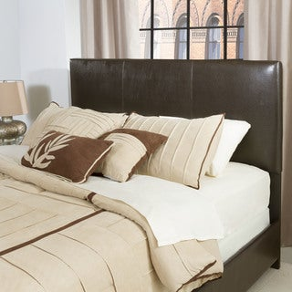 Drake Brown Full Queen Headboard