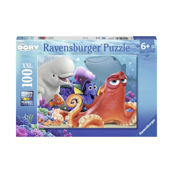 Finding Dory Adventure is Brewing: 100 Pcs