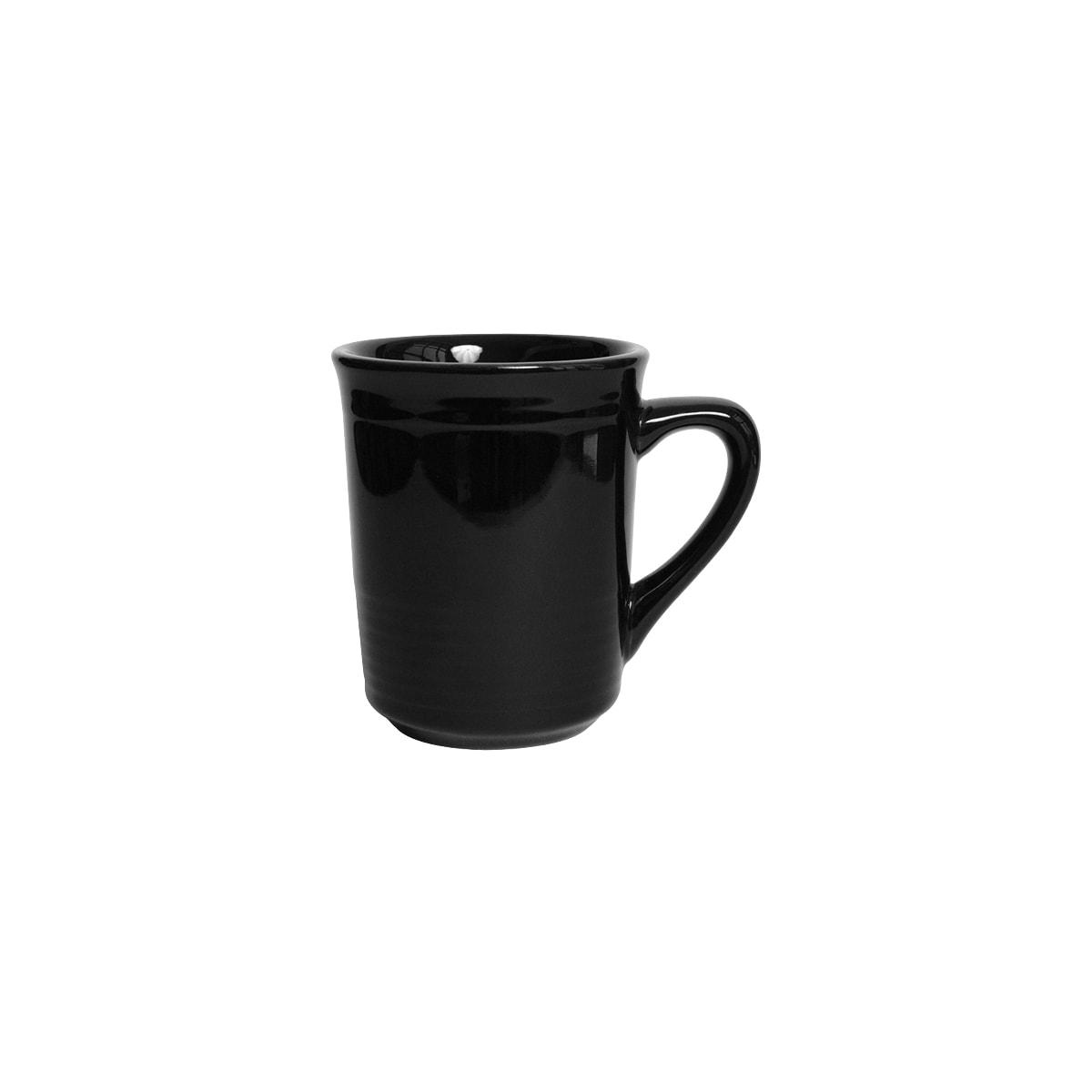 Tuxton Home Concentrix Gala Ceramic 8-ounce Mugs (Set of ...