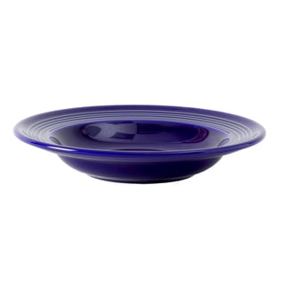 Tuxton Home Concentrix Rim Ceramic 9-inch 12-ounce 4-piece Soup Bowl Set