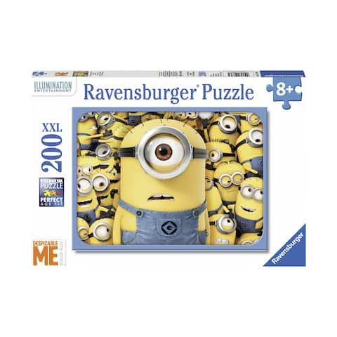 Despicable Me - The Minions: 200 Pcs - Yellow