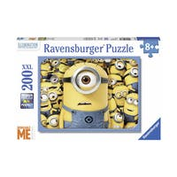 Despicable Me - The Minions: 200 Pcs