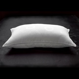 MicronOne White Down Firm Pillow