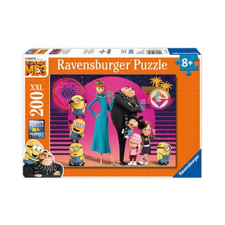 Despicable Me 3 - Family Photo: 200 Pcs - Multi